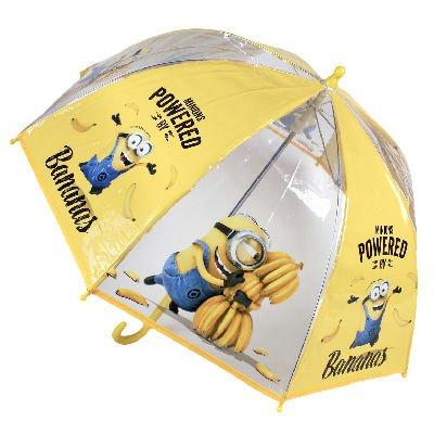 Ombrello Trasparente Minions - Diametro 45 cm