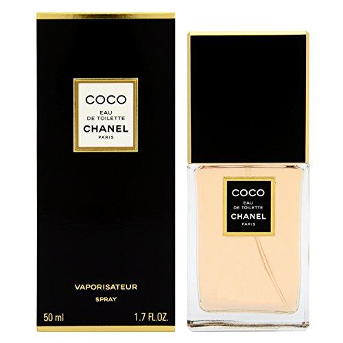Chanel Coco - Eau de Toilette Vaporisateur, 50 ml (Eau Toilette De Kokos-vanille)