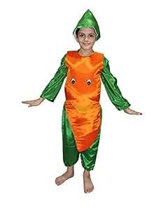 2b405cfe8a6f ... Costumes; Kaku Fancy Dresses Carrot Fruits Costume for School Annual  Function/Theme