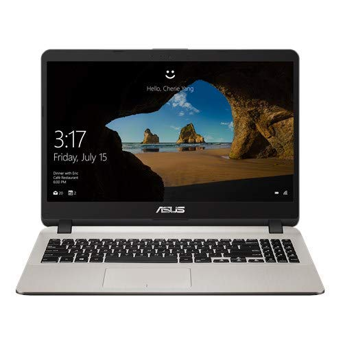 Asus Vivobook X507UA-EJ274T (Intel Core i3 7020U / 8GB DDR4 RAM / 1TB HDD / No ODD / 15.6-inch Full HD / Windows 10 Home) Gold