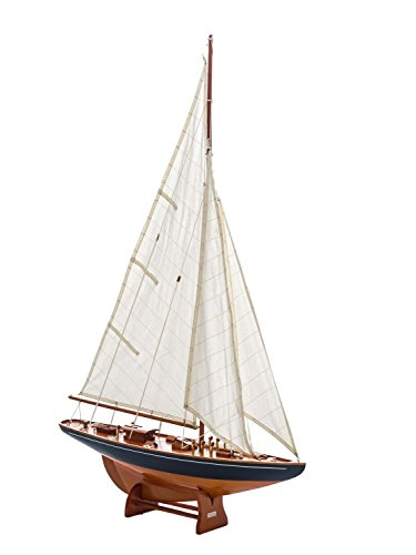 Modellschiff Segelschiff Segelyacht Schiffsmodell Yacht Schiff Boot 112cm