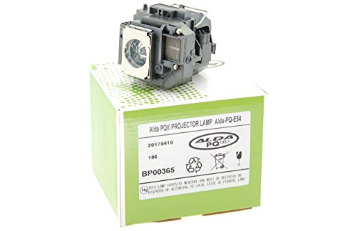 Alda PQ-Premium, Beamerlampe / Ersatzlampe für EPSON EB-S72 Projektoren, Lampe mit Gehäuse