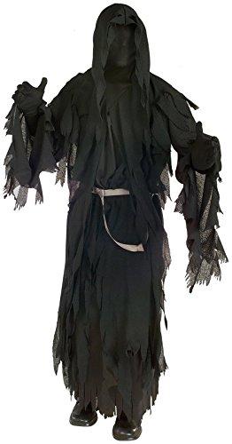 Rubie's Offizielles Ringwraith Kostüm - Standard (Sauron Helm Kostüm)