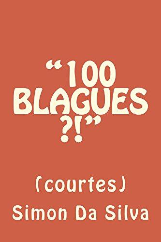 Download Online 100 blagues ?!: (Courtes) epub, pdf