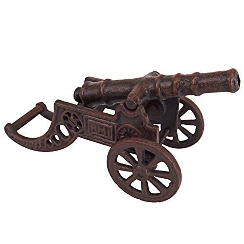 Design Toscano Royal Military Institute Sammlerstück Kanone, 23 Zoll, Braun