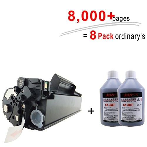 UCAN CF279a 79a - Cartucho de tóner para Impresora HP Laserjet Pro M12a  M12w MFP M26a M26nw de Gran Capacidad 79AR-8000pages