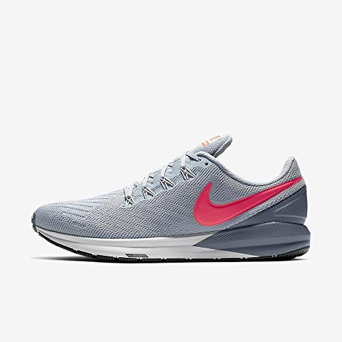 Nike Air Zoom Structure 22 (AA1636) obsidian mist/armoury blue/vast grey/bright crimson