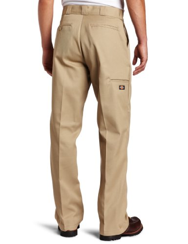 Dickies Double Knee Work - Pantalon - Droit - Homme Kaki