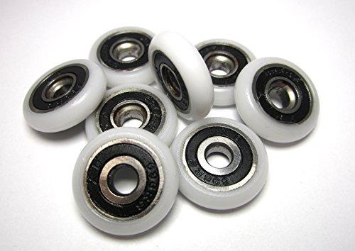 8-rulli-ruote-ruota-rullo-cuscinetti-per-box-doccia-anta-scorrevole-ricambi-a-20mm