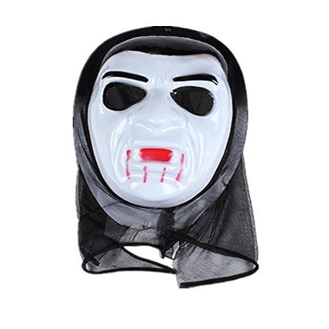 Famille De Six Halloween Costume Ideas - Funny Halloween Masquerade Horror Night Makeup Costumes