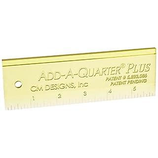 CM Designs cmd20006Lineal Das Add-A-Quarter Plus, 15,2cm