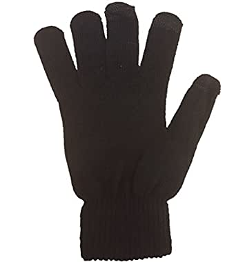 Ladies Touch Screen Gloves GL419 Black