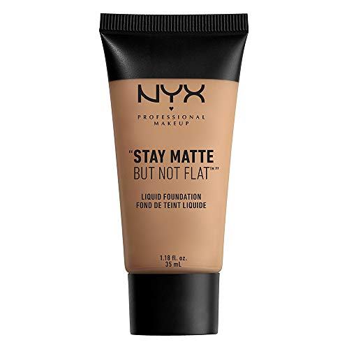NYX Stay Matte But Not Flat Liquid Foundation - Sienna