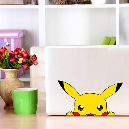 ahjs456 Pokemon Pikachu Karikaturist Wandaufkleber Pokemon Notebook Dekorativen Aufkleber Aufkleber Aufkleber