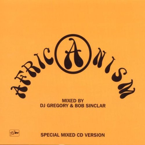 Africanism Sessions (Mixed By DJ Gregory And Rob Sinclair) by Bob Sinclar (mixed by) (2002-11-04)