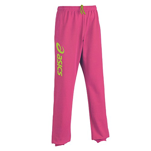 Asics–Pantaloni Sigma Junior Rosa Verde - rosa - viola