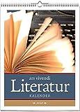Literatur-Kalender 2020: Wochenkalender