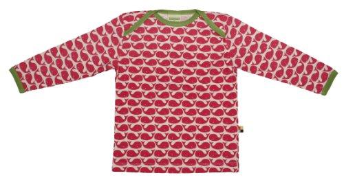 Loud + Proud Unisex - Baby Sweatshirt 205, Gr. 62/68, Pink (Rosenrot )