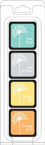 Hero Arts Tinte Shadow Tinten 4Farbe Cubes-Summer Splash -