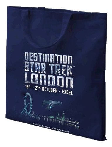 Star Trek Destination London fourre-Tout