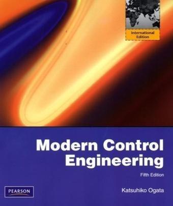 Modern Control Engineering: International Version por Katsuhiko Ogata