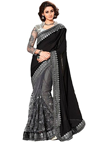 Sarees (Women\'s Clothing Sarees for women latest designer wear Sarees collection in latest Sarees with designer Blouse Piece beautiful bollywood Sarees for women party wear offer designer Sarees)