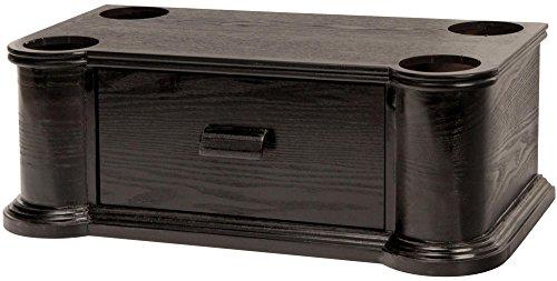 Lacoon JS-40 Standsockel mit CD-Fach für GA-40 Jukebox (mit Schublade, Erhöht die Jukebox um ca. 20 cm, Abmessungen H x B x T 22 x 58,5 x 30 cm)