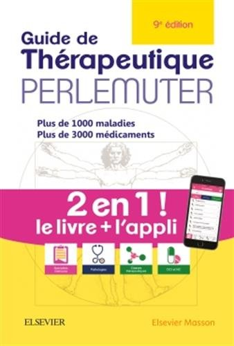 Guide de thrapeutique Perlemuter (livre + application)