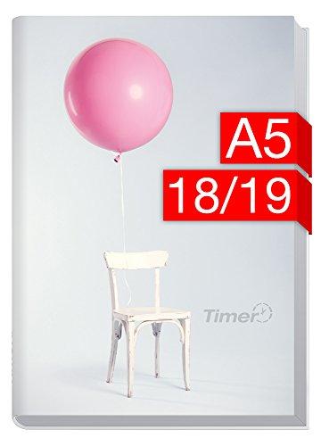Chäff-Timer Classic A5 Kalender 2018/2019 [Take it easy] 18 Monate Juli 2018-Dezember 2019 - Terminkalender mit Wochenplaner - Organizer - Wochenkalender