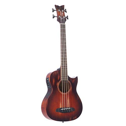 Ortega KT Walker V2 - Acoustic Shortscale Bass