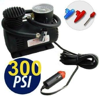 Tragbarer Mini-Kompressor, 12V / 300PSI (30Press) für Auto und Wohnmobil