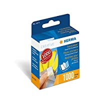 Herma Photo Stickers in Cardboard Dispenser