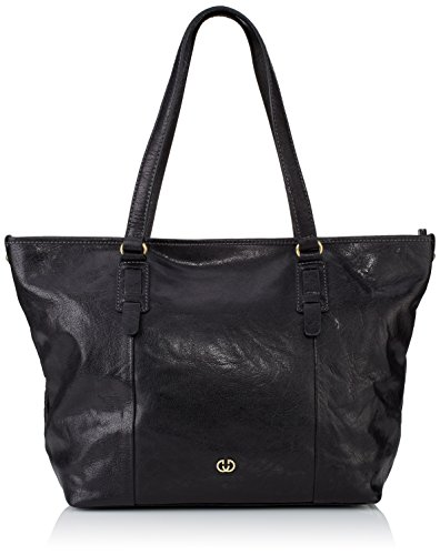 Gerry Weber Almeria Shopper, sacs bandoulière Noir - Noir (noir 900)