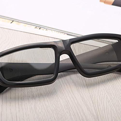 Hongdett Unisex Plastic Frame Ultra Clear Polarizing 3D Movie Glasses for 3D TV Cinemas