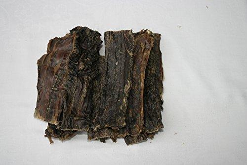 Rinderschlundfleisch-Dörrfleisch (1kg)