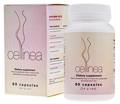 ✅CELLINEA-Premium Anti-Cellulite-Kur, entfernt effektiv Cellulite, verhindert die Ausweitung+Neuentstehung von Orangenhaut an Hüften, Oberschenkeln, glättet, strafft, für Schönheit von INNEN & AUSSEN!