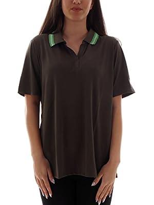 Cmp Poloshirt Oberteil Funktionsshirt Braun Dryfunction Kragen 3t55836 von Campagnolo auf Outdoor Shop