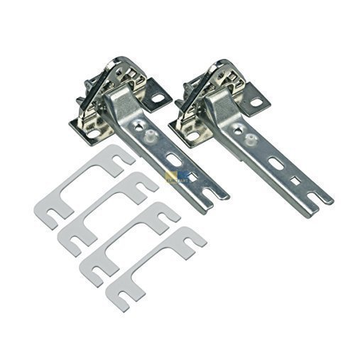 Türscharnier Einbau 2 Stück Kühlschrank Gefrierschrank wie Bosch Siemens 268698