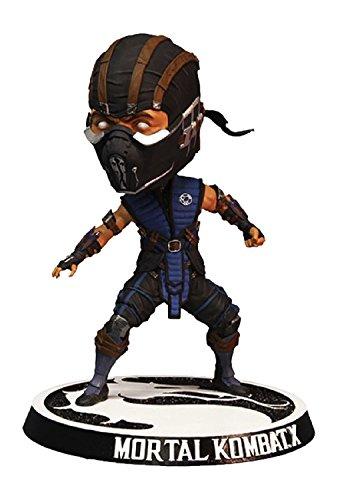 Mortal Kombat X Bobblehead Sub-Zero Figura (Negro / Azul / Brown)