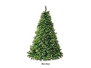 Xone Royal, albero di Natale con molti rami da 150, 180, 210, 240 e 270 cm