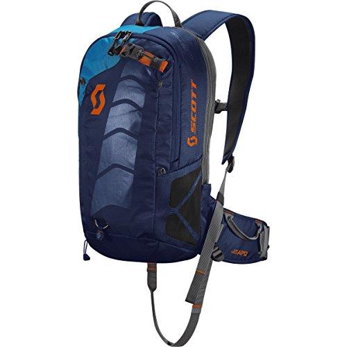 Scott Air Free Ap 12 Pack Bag, Black Iris/Blue Jewel, 50 x 28 x 14 cm