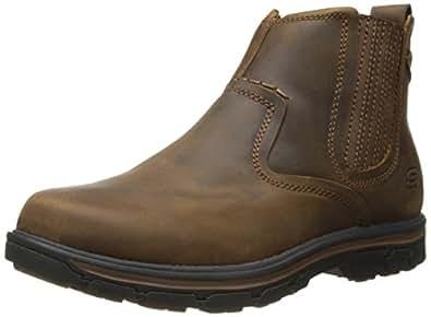 Skechers Mens 64263 Brown Size: 6.5 D(M) US