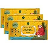 Allter Water Wipes (White) - Pack of 3