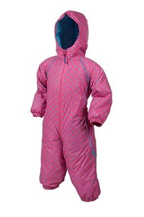 Kids Eskimo Insulated Rain / Snow Suit Mini Polka Dot - 12-18 months