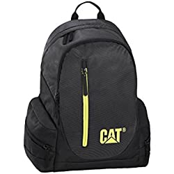 Caterpillar 83372 – 340 Cat Mochila Project Sports, SW, Negro, L/B/H: 29/22/45, volumen: 20 l