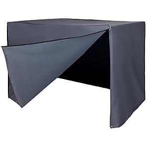 songmics schutzh lle f r hollywoodschaukel 215 x 150 x 150cm 600d oxford gewebe gfc84b amazon. Black Bedroom Furniture Sets. Home Design Ideas
