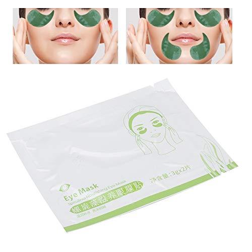 Augenmaske, 3g augenmaske aufhellen dunkle ringe augen fall Feine linien feuchtigkeitsspendende augenmaske maske 10 Stücke -