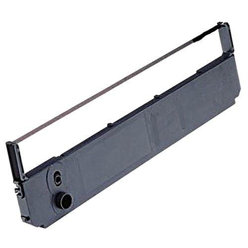 Farbband - schwarz -für OKI Pacemark 3410- OKI ML 393-Farbbandfabrik Original - Pacemark 3410 Farbband, Schwarz