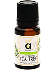 Anveya Australian Tea Tree Essential Oil 100 Natural Pure