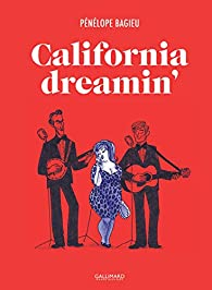 California dreamin' par Bagieu